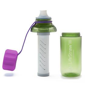 LifeStraw Play Drinkfles groen/violet